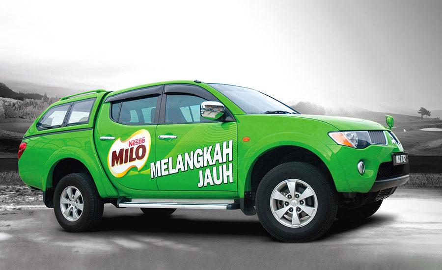Car Wraps & Graphics | Van | Truck | Lorry | PIXIO Malaysia