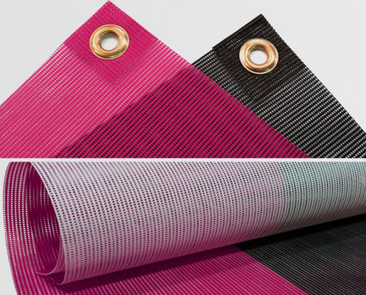 Mesh Banners (Perforated)