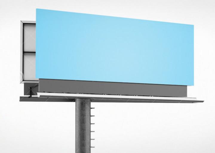Billboard 20 x 60 Feet