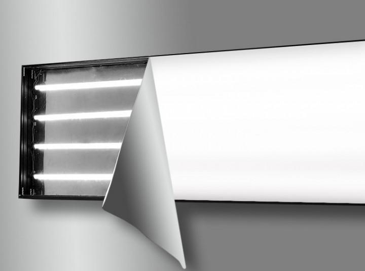 Custom Size Signage - LED Tubes