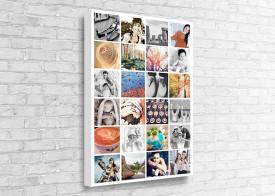 Collage Canvas - 24 Photos