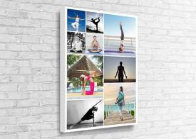 Collage Canvas - 9 photos