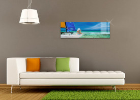 "Acrylic Print Panoramic - 10""x 30"""