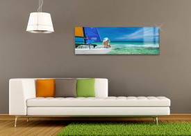 "Acrylic Print Panoramic - 15""x 45"""
