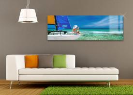 "Acrylic Print Panoramic - 20""x 60"""