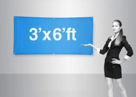 Banner 3x6 Feet
