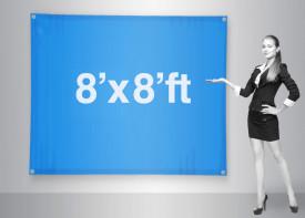 Banner 8x8 Feet