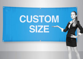 Banners - Custom Sizes