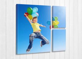 """Canvas Splits 3pcs - Size 30""""x 30"""""""