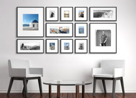 """Gallery Wall - 38""""x 77"""""""