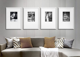 """Gallery Wall - 28""""x 85"""""""