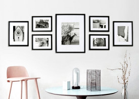 """Gallery Wall - 24""""x 76"""""""