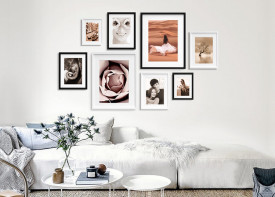 """Gallery Wall - 46""""x 70"""""""