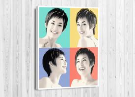 Pop Art Portrait - 4