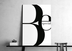 """""""Be Special"""""""