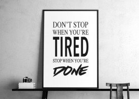 """""""Don't stop.."""""""