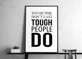 """Tough time.."""