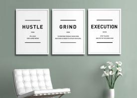 """""""Hustle Grind Execution"""""""
