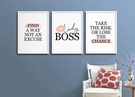 """""""Lady Boss"""""""